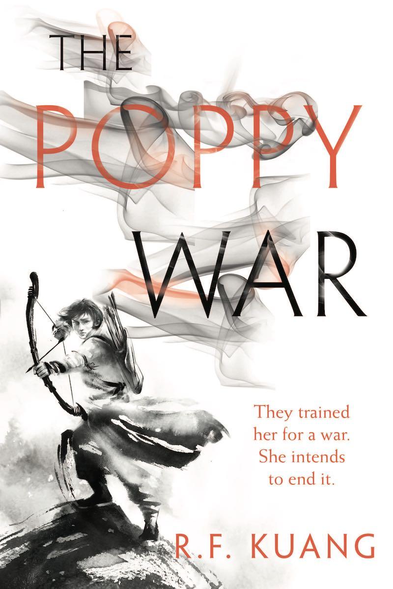 R.F. Kuang The Poppy War