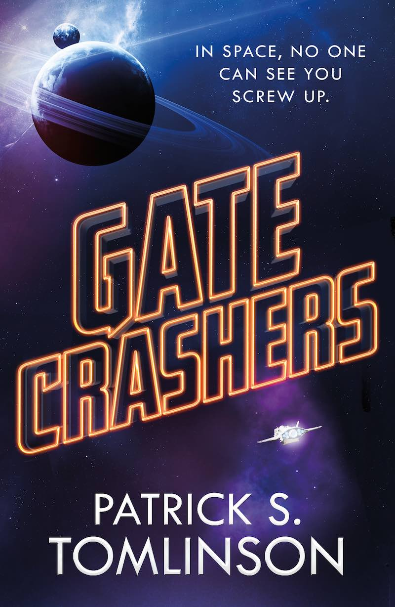 Patrick S Tomlinson Gate Crashers The Breach