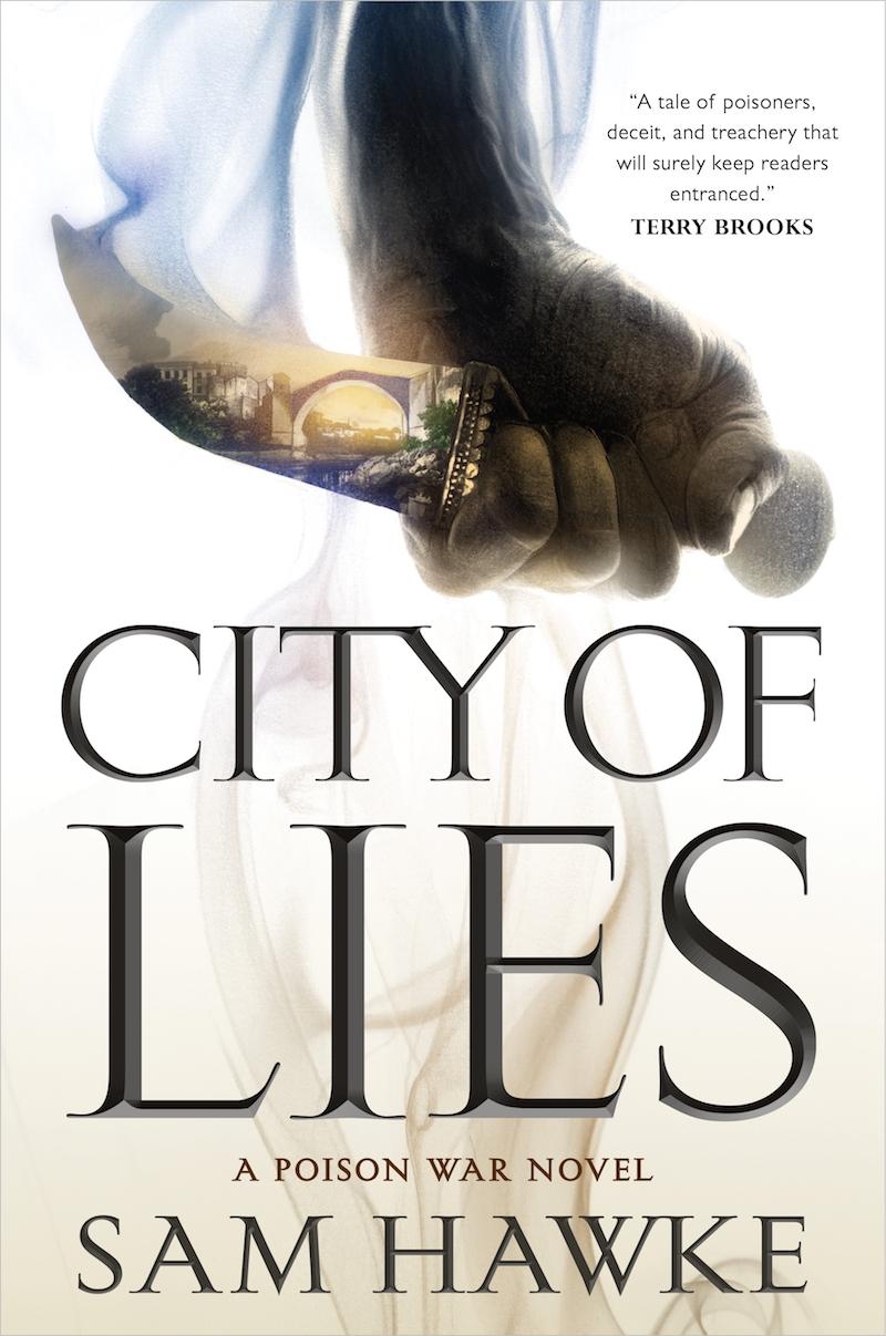 Sam Hawke A Poison War City Of Lies
