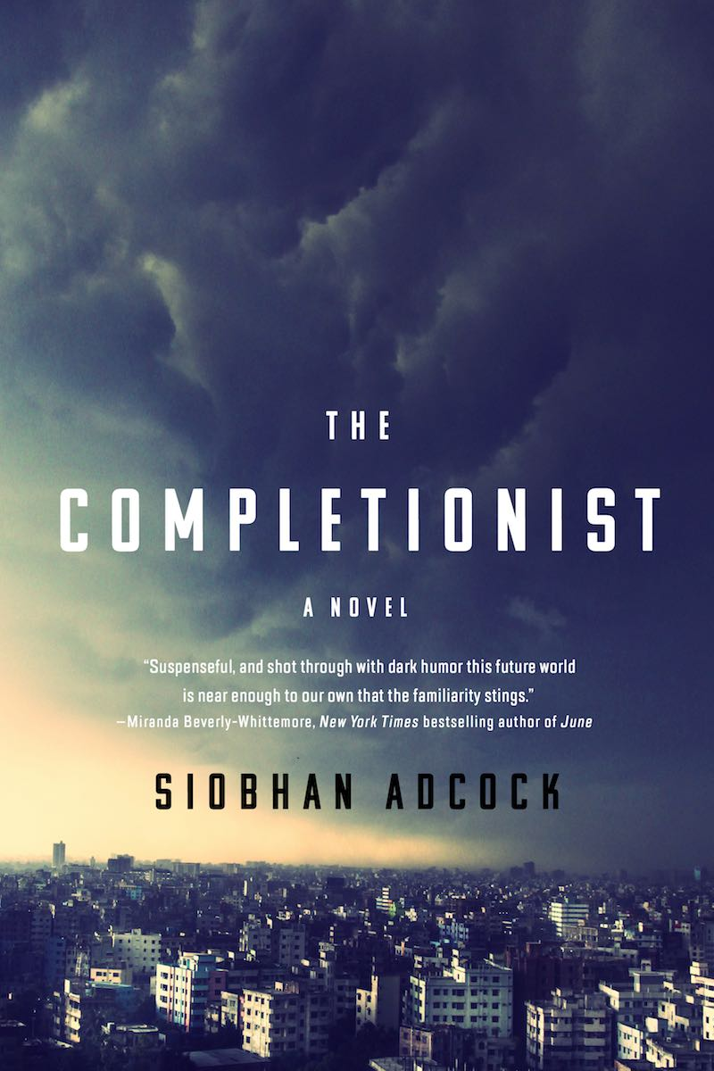 Siobhan Adcock The Completionist