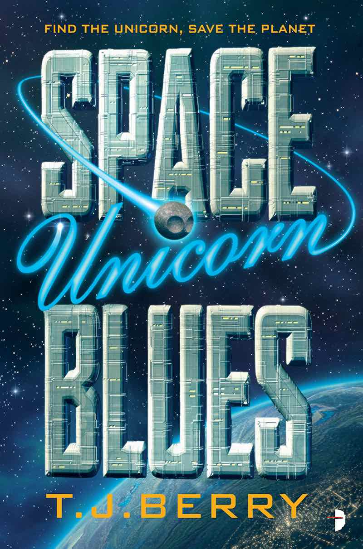 T.J. Berry Space Unicorn Blues