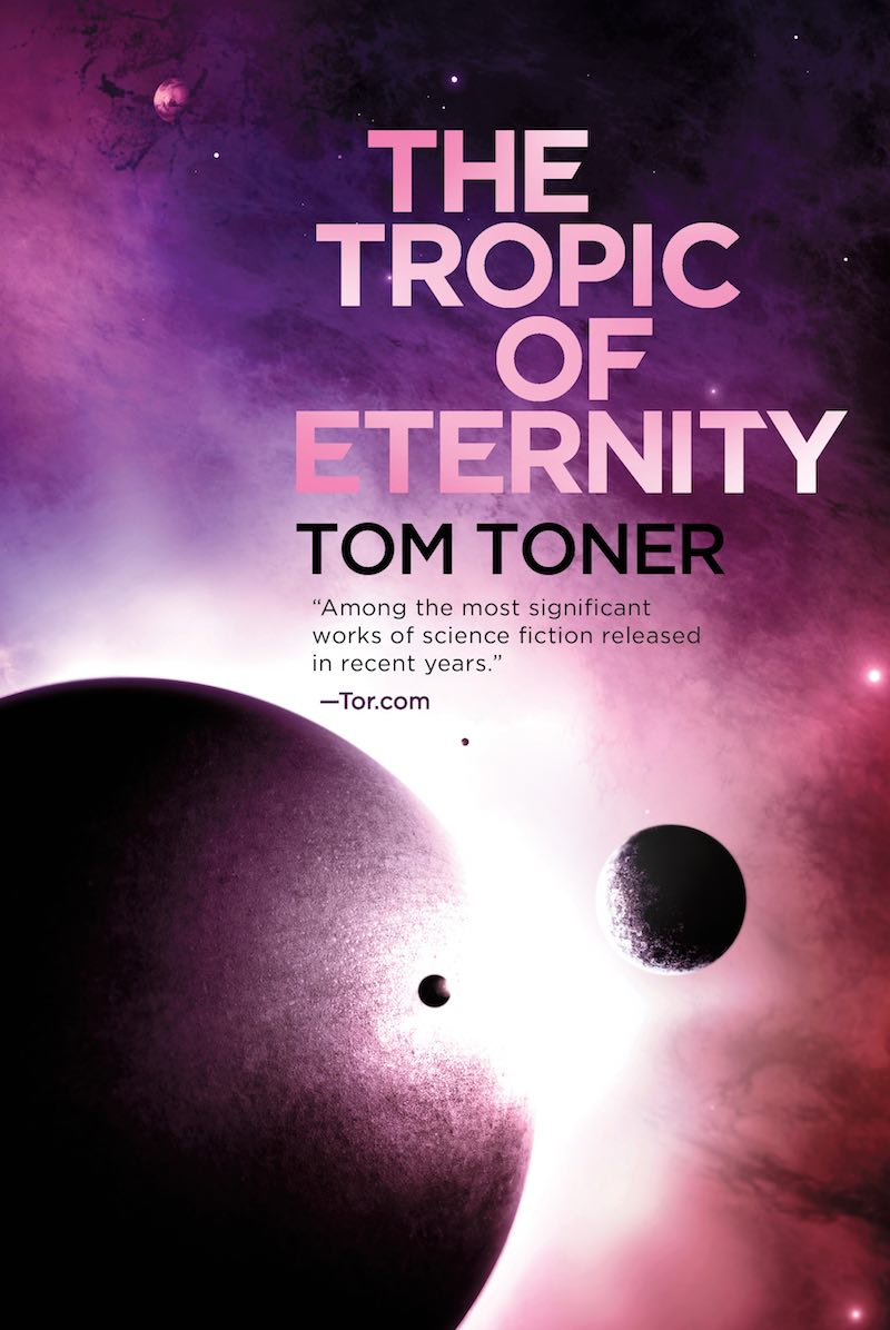 Tom Toner The Amaranthine Spectrum The Promise Of The Child The Weight Of The World The Tropic Of Eternity