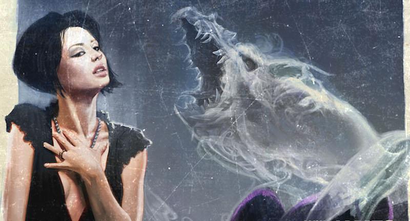 Jason Ridler Black Lotus Kiss Hex-Rated Brimstone Files