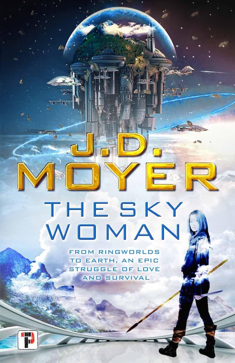 J.D. Moyer The Sky Woman