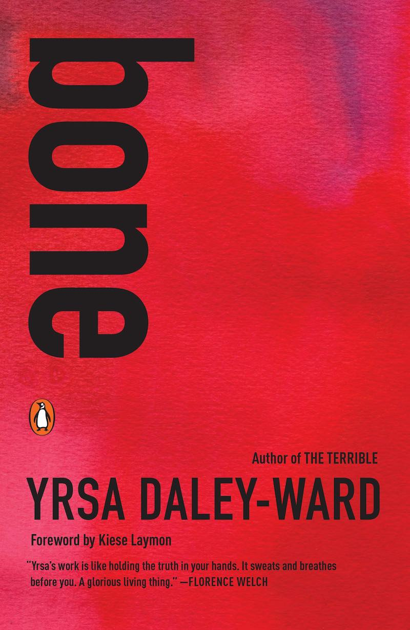 Best Books Of 2018 Yrsa Daley-Ward Bone