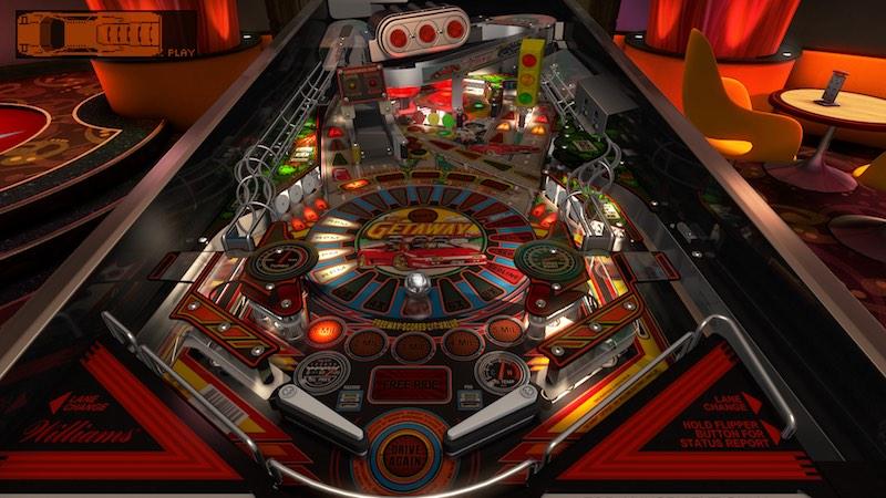 Pinball FX3 Williams Pinball Volume 1