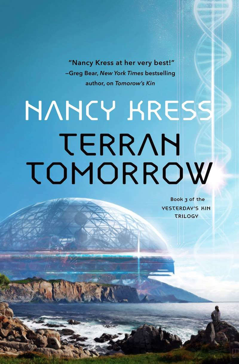 Nancy Kress If Tomorrow Comes Tomorrows Kin Terran Tomorrow