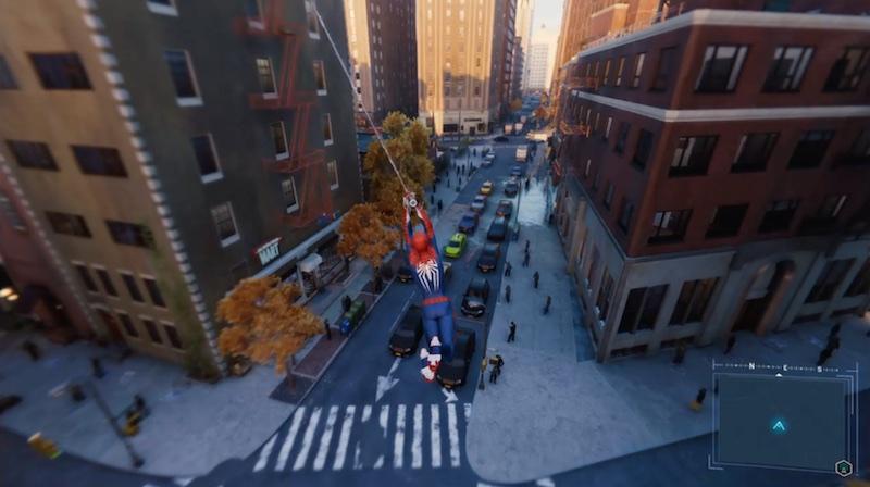 Best Video Games Of 2018 Spider-Man
