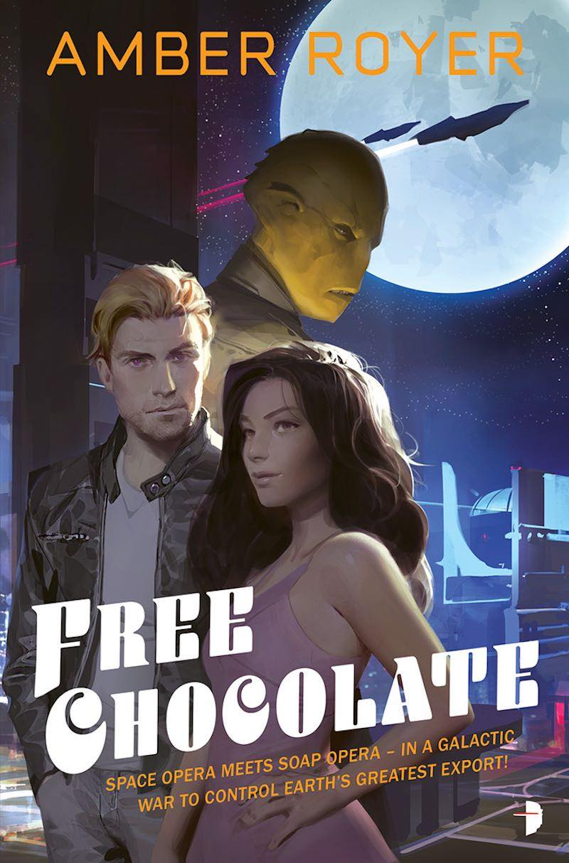 Amber Royer Free Chocolate Pure Chocolate Chocoverse