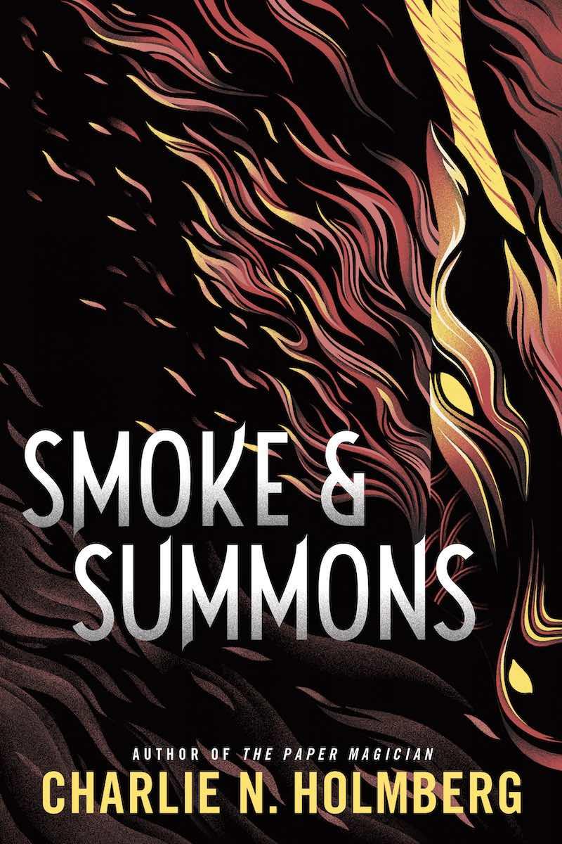 Charlie N. Holmberg Smoke & Summons Myths & Mortals Siege & Sacrifice The Numina Series