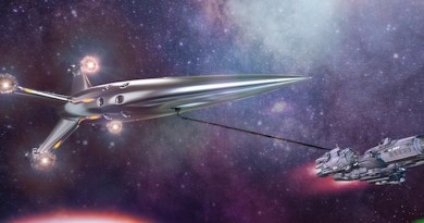 Patrick S. Tomlinson Starship Repo Gate Crashers The Breach