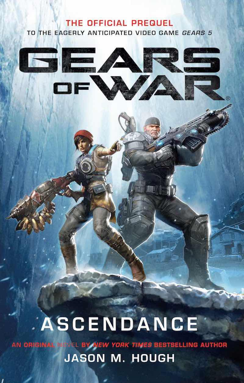 Jason M. Hough Gears Of War Ascendance