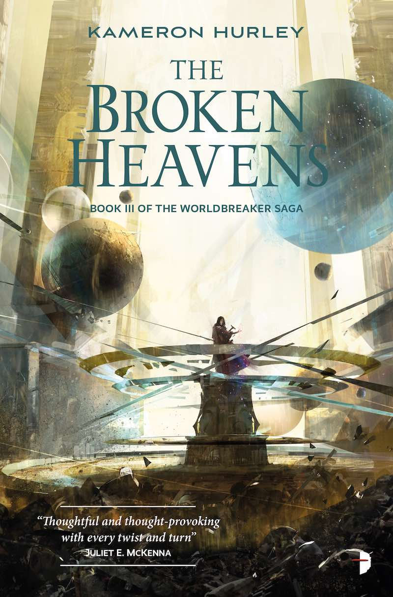 Kameron Hurley The Broken Heavens The Worldbreaker Saga The Mirror Empire Empire Ascendant