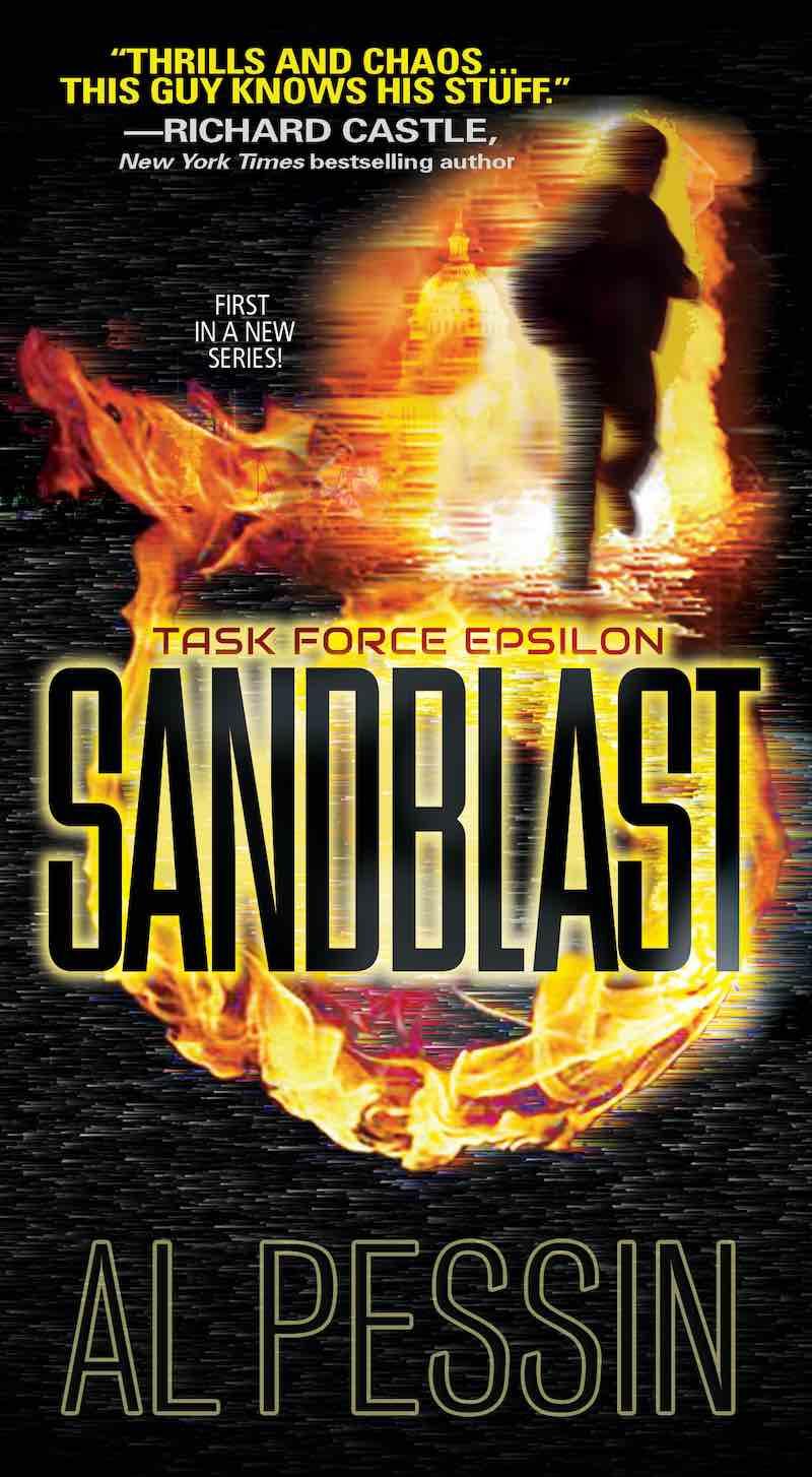 Al Pessin Sandblast Task Force Epsilon