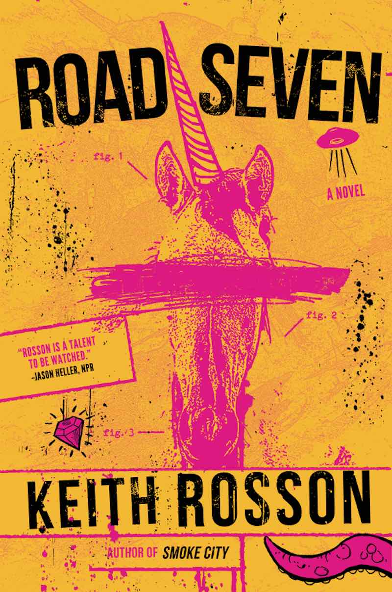 Keith Rosson Road Seven