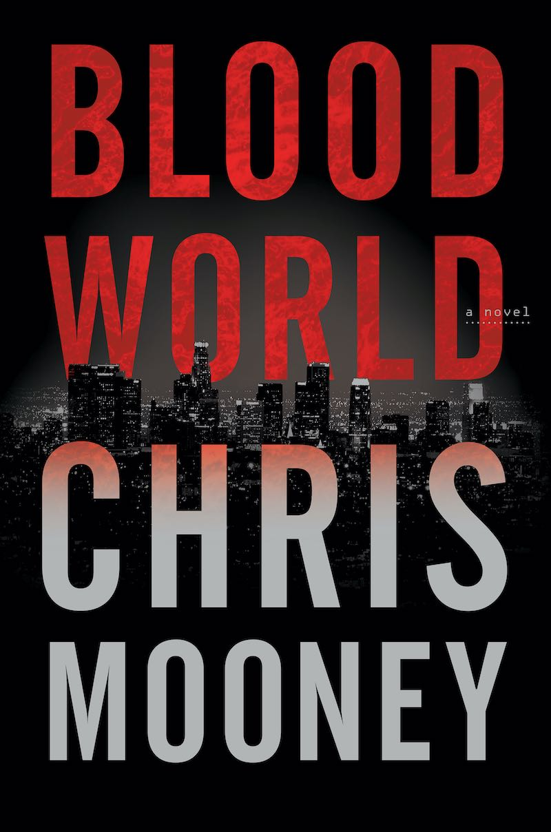Chris Mooney Blood World