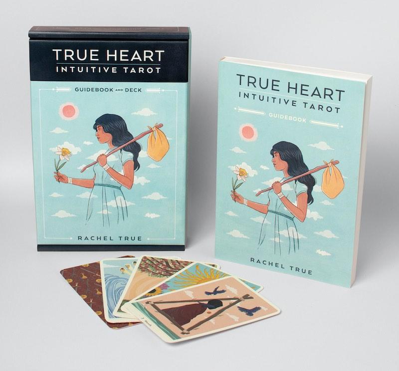 Rachel True True Heart Intuitive Tarot