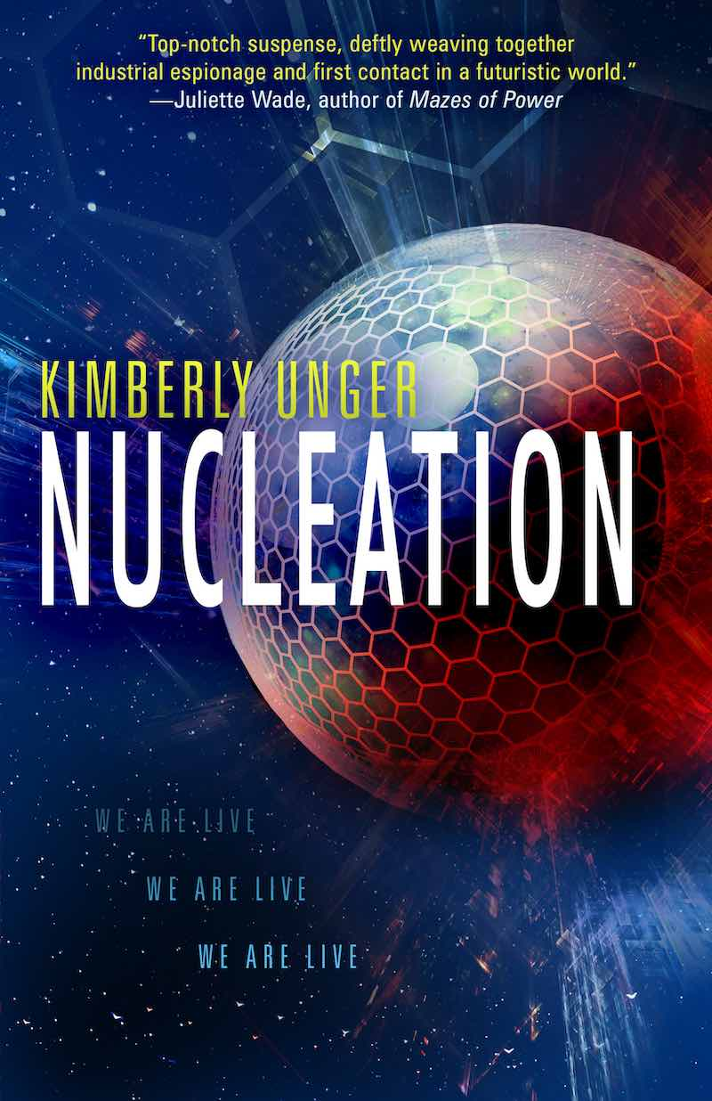 Kimberly Unger Nucleation
