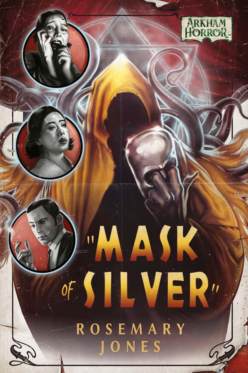 Rosemary Jones Mask Of Silver Arkham Horror