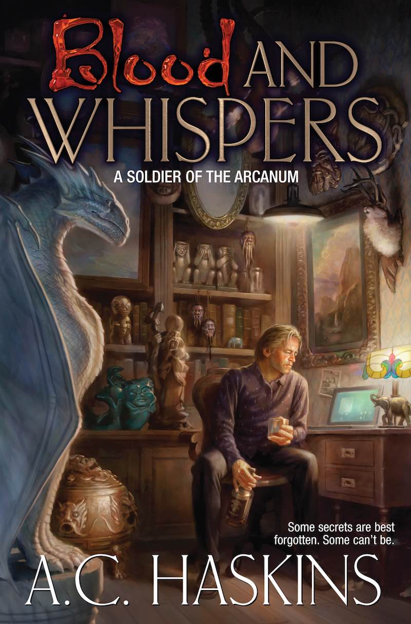 A.C. Haskins Blood And Whispers