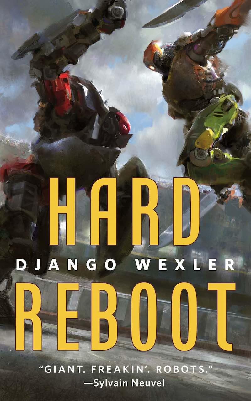 Django Wexler Hard Reboot