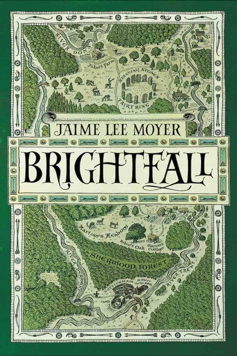 Jaime Lee Moyer Brightfall