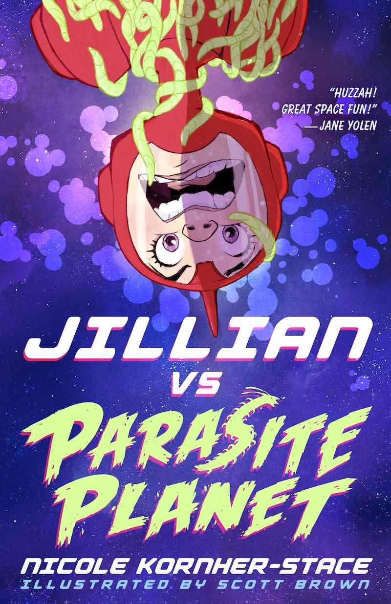 Nicole Kornher-Stace Jillian Vs. Paraside Planet