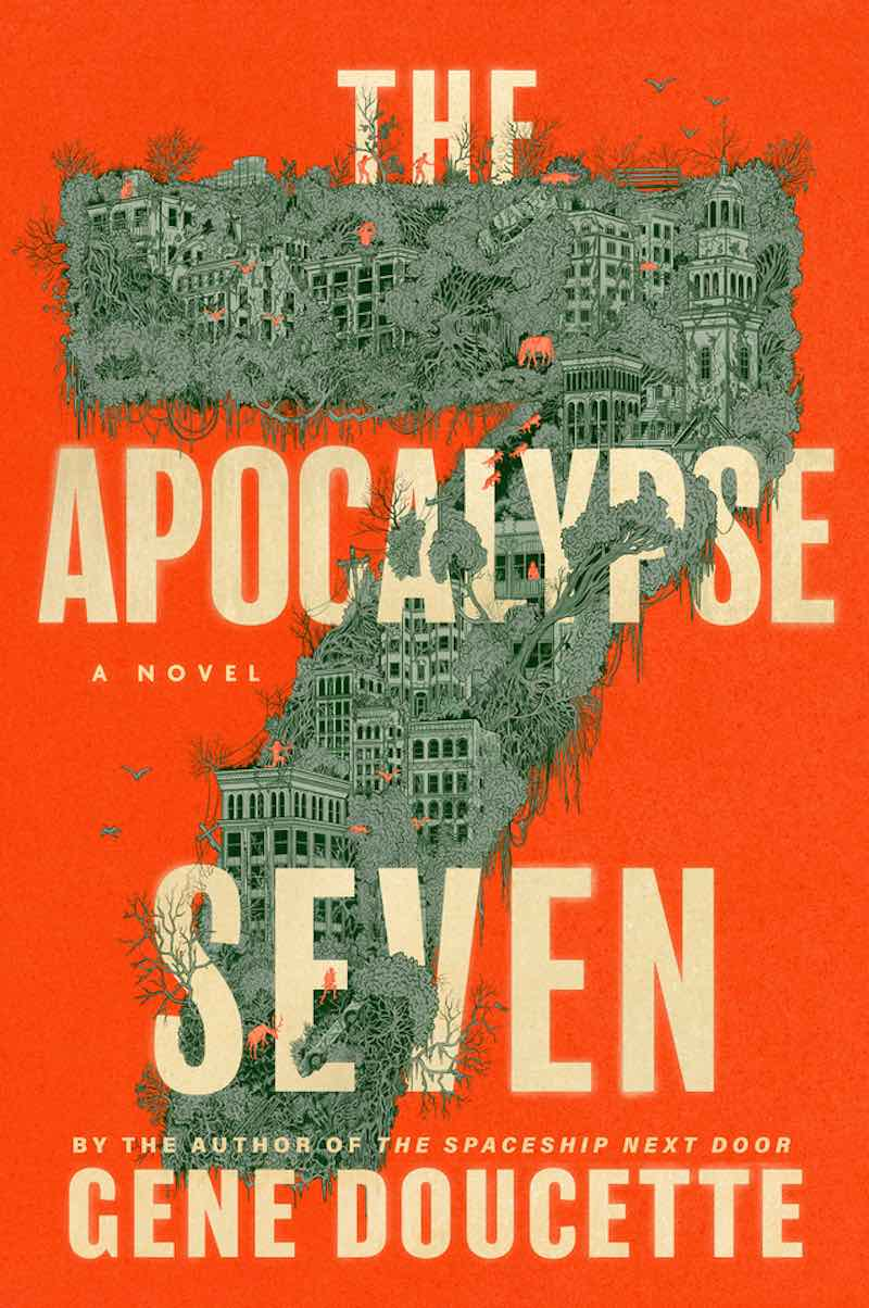 Gene Doucette The Apocalypse Seven