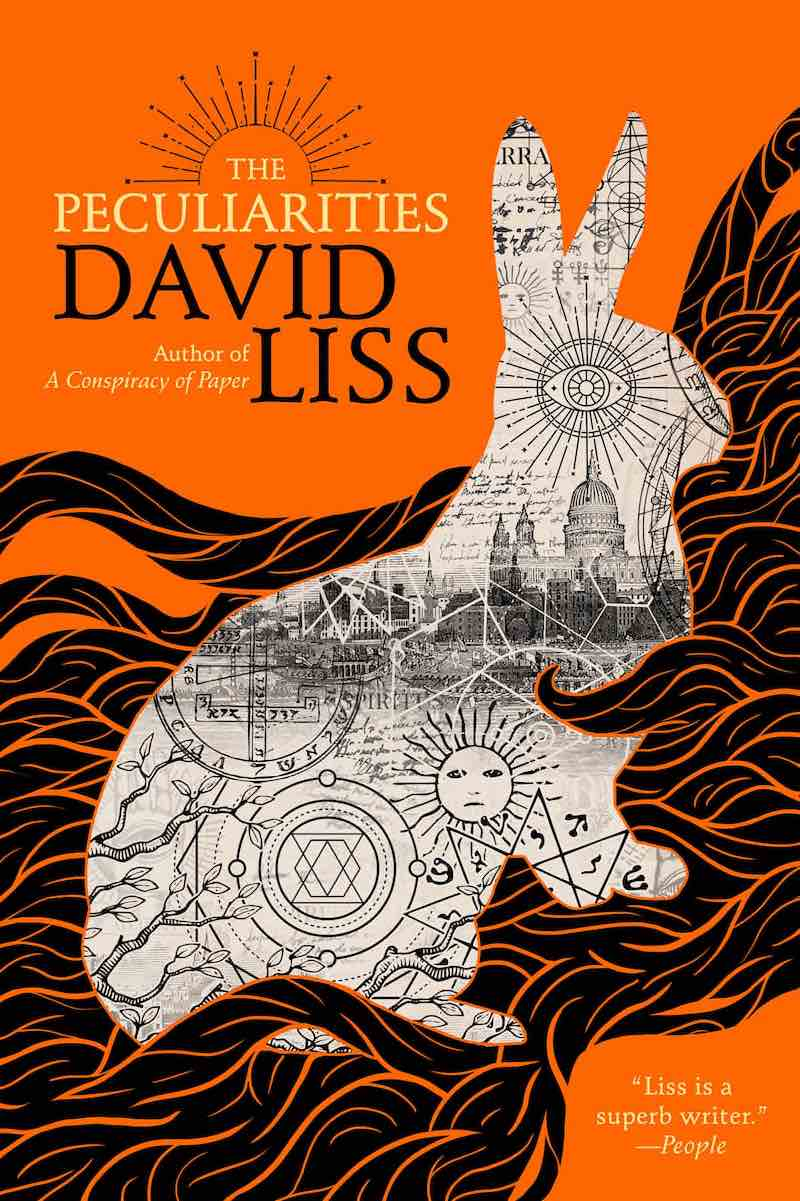 David Liss The Peculiarities
