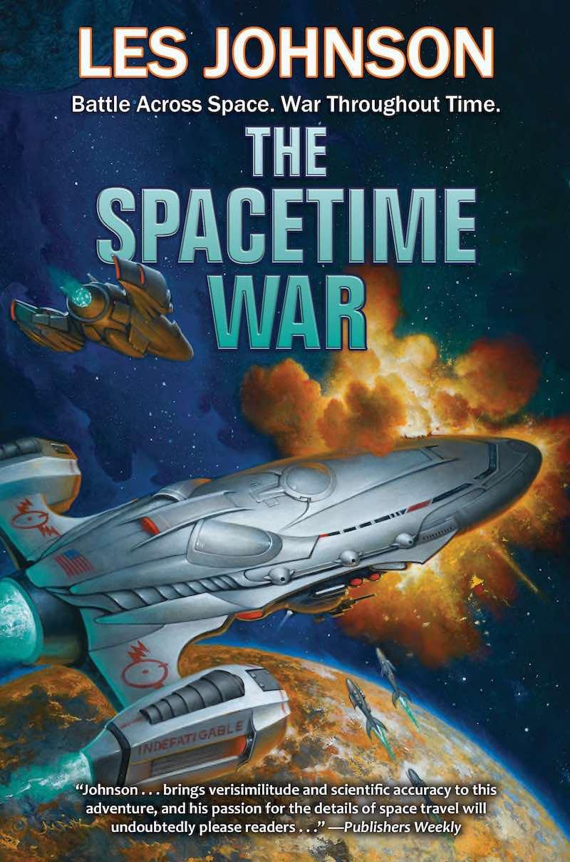 Les Johnson The Spacetime War