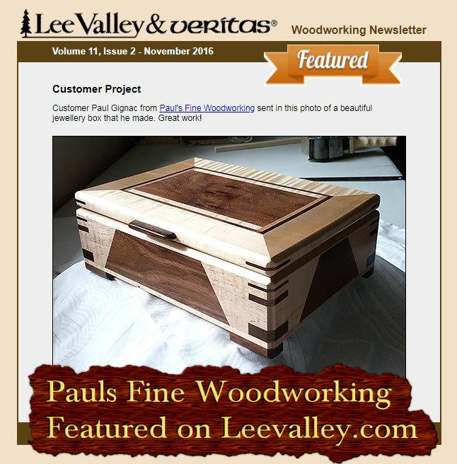 Wood Jewelry Boxes