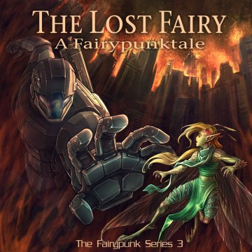 the lost fairy cover