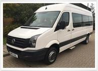 Wheelchair Accessible Minibus