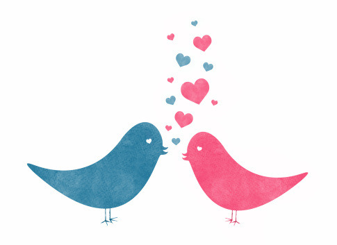 06-15-12-Two-Watercolor-Love-Birds-with-Hearts
