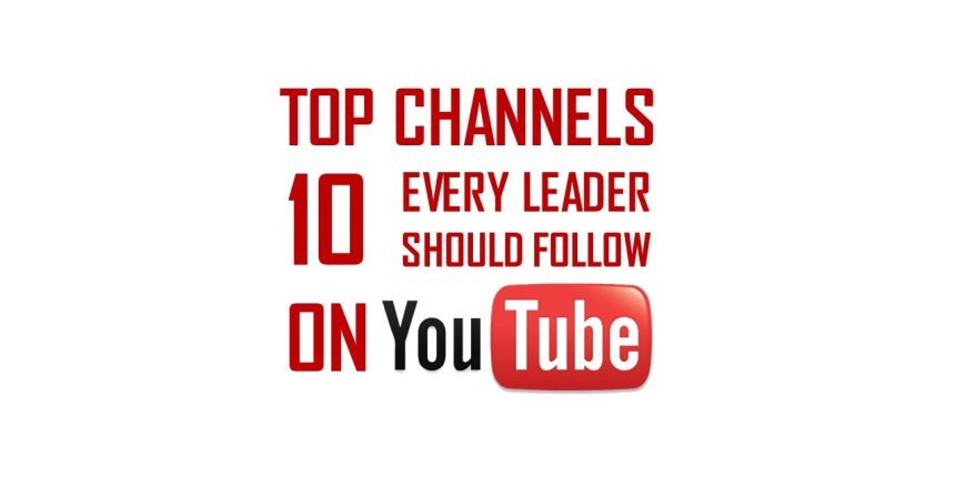 Paul Sohn - Top 10 YouTube Channels for Leaders