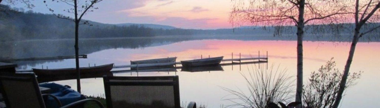 Paul 39 s paradise cottages leelanau county michigan for Lake leelanau fishing