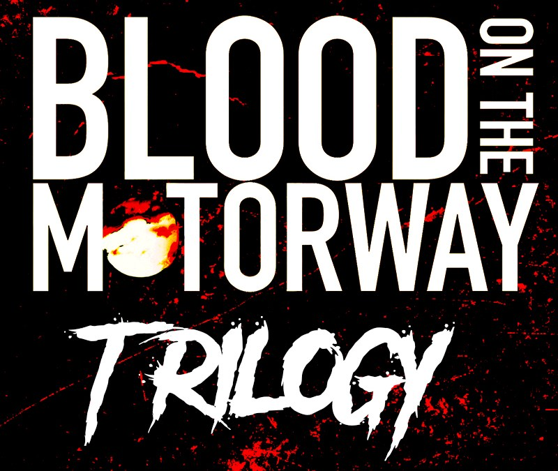 Blood on the Motorway – now on Kindle Unlimited