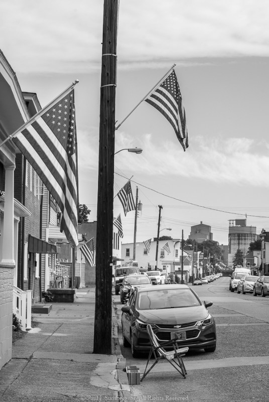 Main Street - Benwood WV