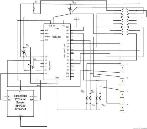 small resolution of arduino boost afr schematic