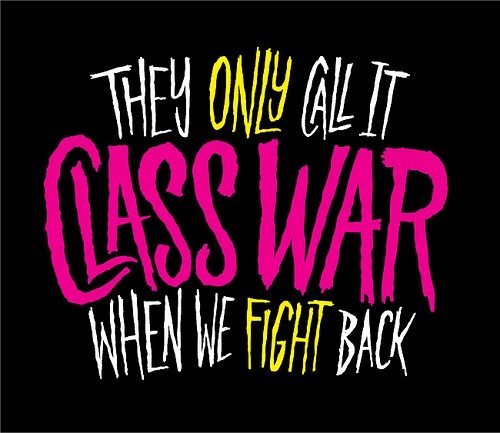 The High cost of denying class war