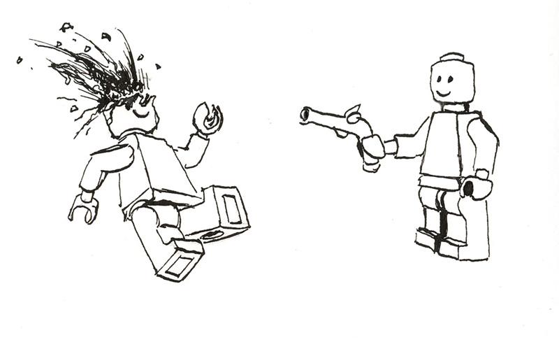 SketchBook Sunday: Personal Methodology II: The methods