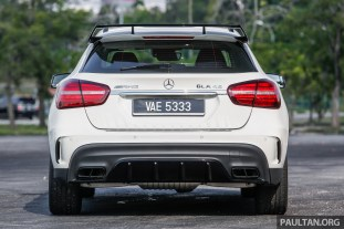 2017 Mercedes Benz AMG GLA 45_Ext-16