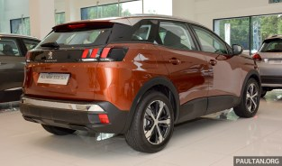 Peugeot 3008 Active THP Malaysia-2