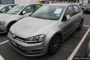 VW Fest Golf mk7 1.4-1