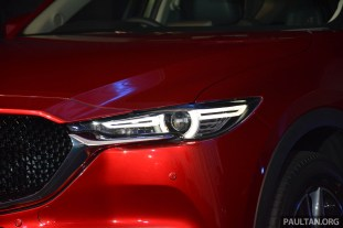Mazda CX-5 roll-out ceremony 5