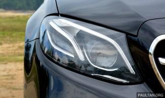 Mercedes-Benz E350e Fuel Challenge Drive-19