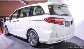 2018 Honda Odyssey Facelift Launch_Ext-2