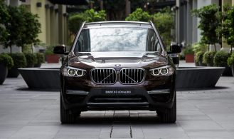 The All-New BMW X3 (8)