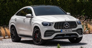 C167 Mercedes-AMG GLE 53 4Matic+ Coupe 6