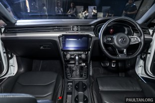 Volkswagen Malaysia Arteon Preview 2019_Int-1